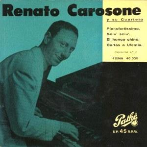 Carosone, Renato - Pathé (EMI)45EMA 40.030