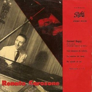 Carosone, Renato - Pathé (EMI)45EMD 10.030