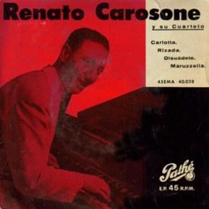 Carosone, Renato - Pathé (EMI)45EMA 40.028