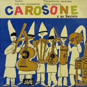 Carosone, Renato - Pathé (EMI)45EMD 10.021