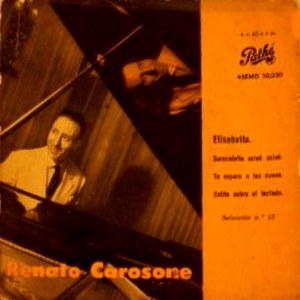 Carosone, Renato - Pathé (EMI)45EMD 10.020