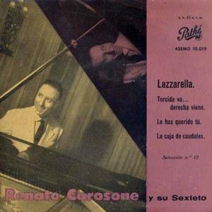 Carosone, Renato - Pathé (EMI)45EMD 10.019
