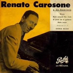 Carosone, Renato - Pathé (EMI)45EMA 40.034