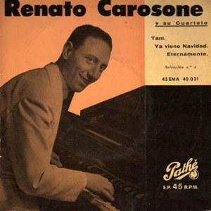 Carosone, Renato - Pathé (EMI)45EMA 40.031