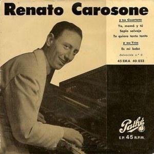 Carosone, Renato - Pathé (EMI)45EMA 40.033
