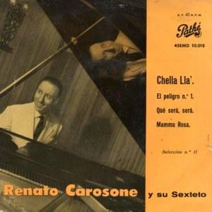 Carosone, Renato - Pathé (EMI)45EMD 10.018