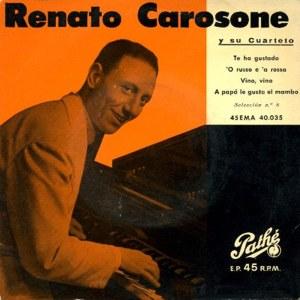 Carosone, Renato - Pathé (EMI)45EMA 40.035