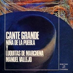 Varios Copla Y Flamenco - ColumbiaECGE 71456