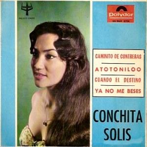 Solís, Conchita - Polydor50 969 EPH