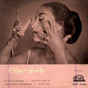 Usieto, Olga De - Regal (EMI)SEDL 19.138