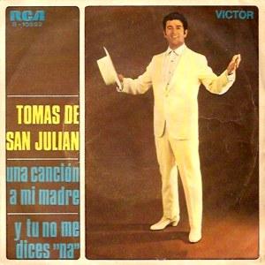 San Julián, Tomás De - RCA3-10522