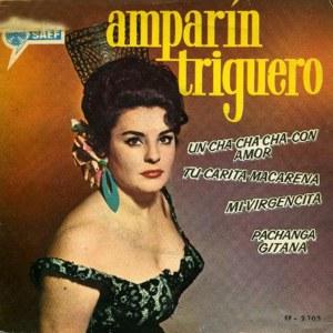Triguero, Amparín