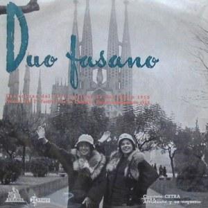 Dúo Fasano - SAEFCP-1016