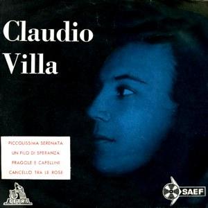 Villa, Claudio - SAEFCP-1000