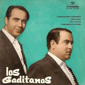 Gaditanos, Los - ColumbiaECGE 71387