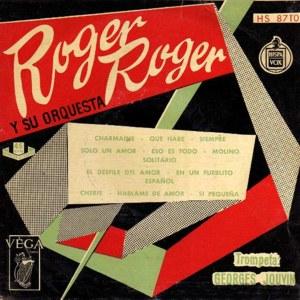Roger Roger - HispavoxHS 87-10