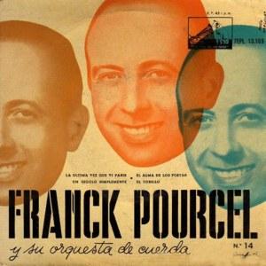 Franck Pourcel - La Voz De Su Amo (EMI)7EPL 13.169