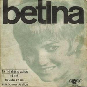 Betina - Ekipo66.102-XC