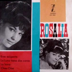 Rosalía - ZafiroZ-E 432