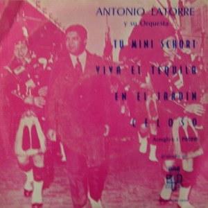 Latorre, Antonio - Discos BCDFM68-590