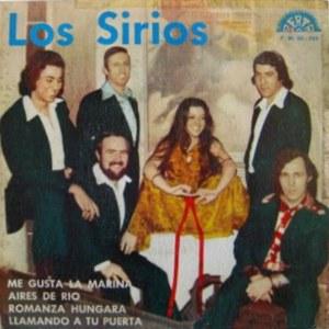 Sirios, Los - Berta (Philips)FM68-263