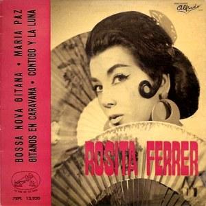 Ferrer, Rosita - La Voz De Su Amo (EMI)7EPL 13.920