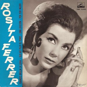 Ferrer, Rosita - La Voz De Su Amo (EMI)7EPL 13.923