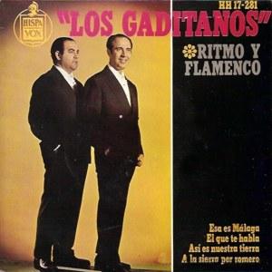 Gaditanos, Los - HispavoxHH 17-281