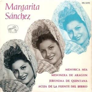 Sánchez, Margarita - La Voz De Su Amo (EMI)7EPL 13.972