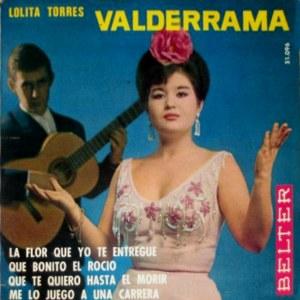 Torres Valderrama, Lolita - Belter51.096