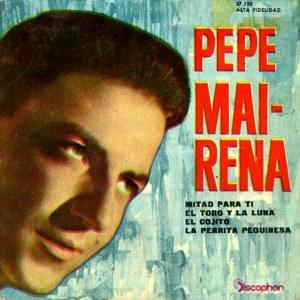 Mairena, Pepe - Discophon27.130