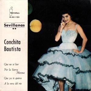 Bautista, Conchita - IberofónIB-45-1.103