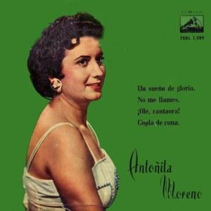 Moreno, Antoñita - La Voz De Su Amo (EMI)7ERL 1.289