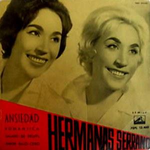 Hermanas Serrano - La Voz De Su Amo (EMI)7EPL 13.460