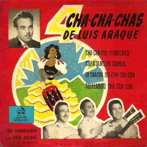 Trío Guadalajara - Odeon (EMI)DSOE 16.125