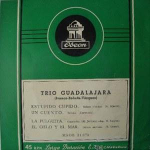 Trío Guadalajara - Odeon (EMI)MSOE 31.070