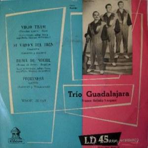 Trío Guadalajara - Odeon (EMI)MSOE 31.069