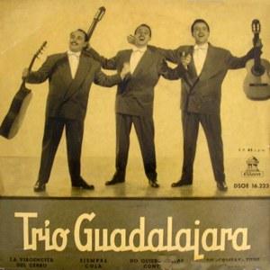 Trío Guadalajara - Odeon (EMI)DSOE 16.223