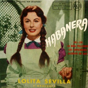 Sevilla, Lolita - RCA3-24142