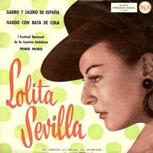 Sevilla, Lolita - RCA3-14061