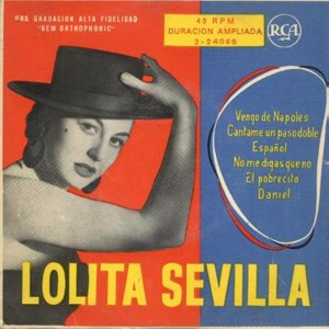 Sevilla, Lolita - RCA3-24066