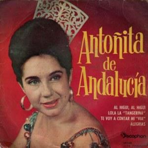 Andalucía, Antoñita De - Discophon27.133