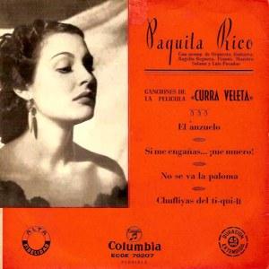 Rico, Paquita - ColumbiaECGE 70207
