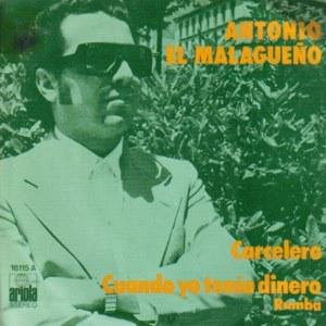 Malagueño, Antonio El - Ariola16.115-A