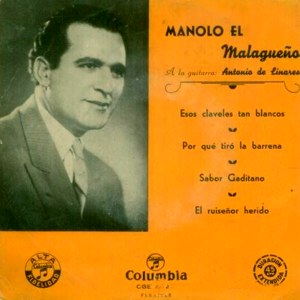 Malagueño, Manolo El - ColumbiaCGE 60274