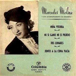 Molina, Mercedes - ColumbiaCGE 60171