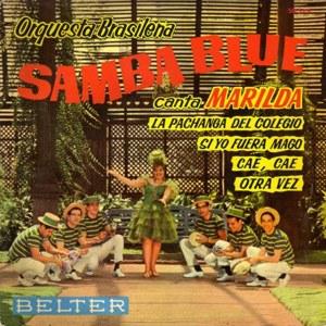 Samba Blue - Belter50.579