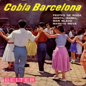 Cobla Barcelona - Belter50.319