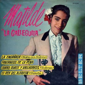 Galleguita, La - Belter50.834