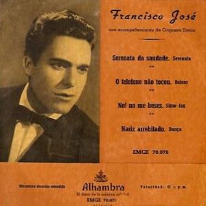 Francisco José - Alhambra (Columbia)EMGE 70078